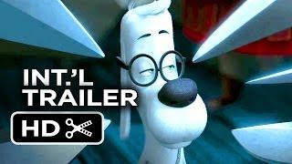 Mr. Peabody & Sherman Official UK Trailer (2014) - Leslie Mann Movie HD