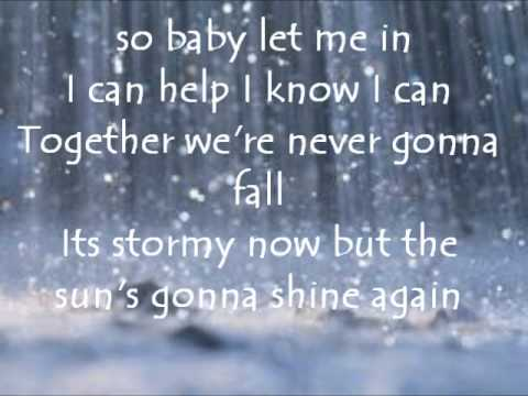 Stormy - Hedley (Lyrics)