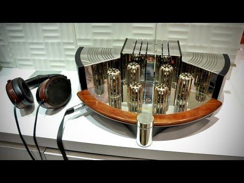 $30,000 Headphones!?! -- Sennheiser Orpheus and HD800 (CES 2013)