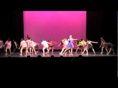 Paradise - Dance Force Showcase 2012