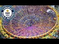 largest k'nex ball contraption - guinness world records