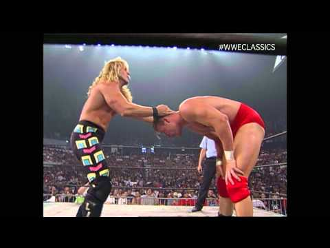 Chris Jericho vs Alex Wright, 8/26/98