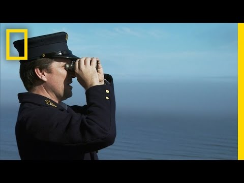 America's Lost Treasures - Sailor's Binoculars