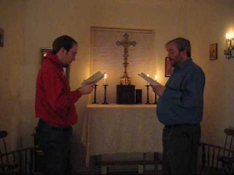 Sarum Compline-Independent Catholic Christian Church