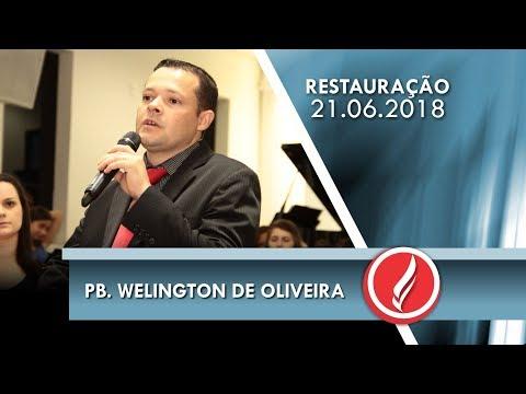 Noite da Restauração - Pb. Welington de Oliveira - 21 06 2018