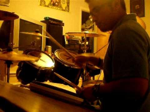 mana - el verdadero amor perdona (drum cover