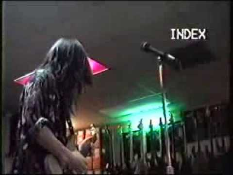 Nuno Bettencourt Guitar Clinic  1991 Texas Music Emporium Part 1
