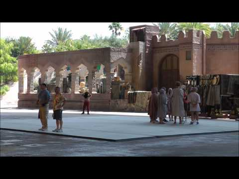 Indiana Jones Stunt Spectacular, Hollywood Studios, Walt Disney World HD (1080p)