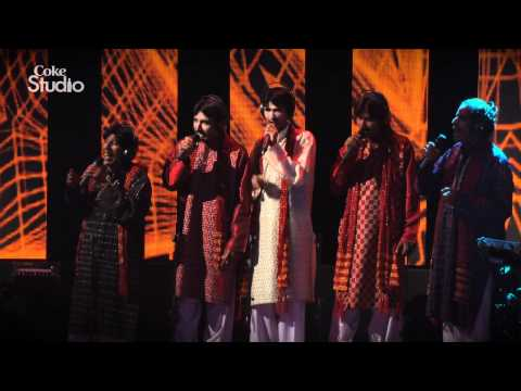 Kandyaari Dhol Geet HD, Bohemia and Chakwal Group, Coke Studio Pakistan, Season 5, Episode 4