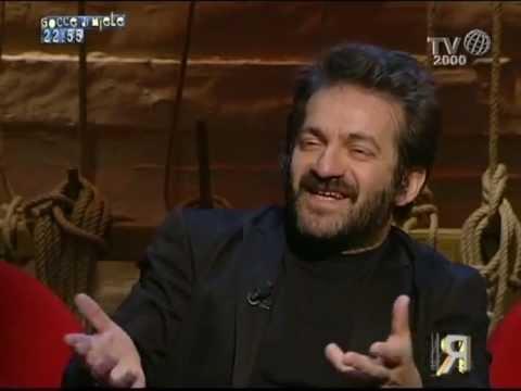 """Peppe Voltarelli """"Non finito Calabrese"""" a Retroscena - TV Sat 2000"""