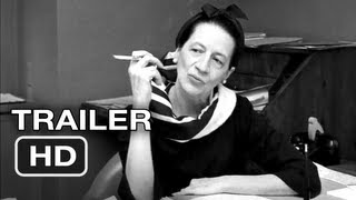 Diana Vreeland - The Eye Has To Travel Official Trailer (2012) Fashion Documentary HD