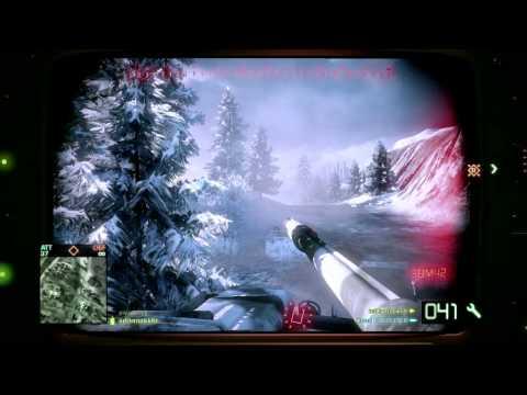 60+ Kills Bad Company 2 Rush Port Valdez   Battlefield 3 Talk   Commentary (german/deutsch)   m4xfps