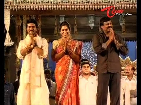 Ram Charan - Upasana - Wedding Reception For Mega Fans - 02