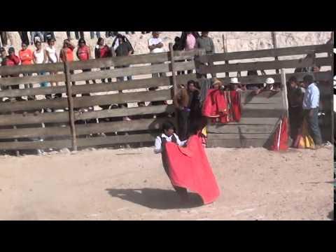 san lorenzo martir huancarqui 2014 corrida de toros