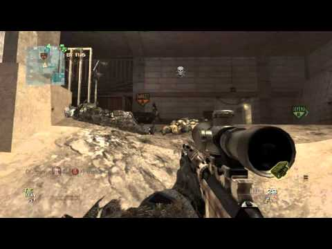 Triple Headshot Feed - Mw3