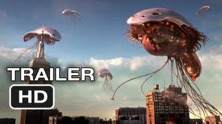 Men In Black 3 3D Official Trailer - Will Smith, Tommy Lee Jones Movie (2012) HD