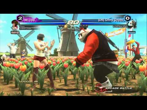 VATR #TAG @ Sony Store 10/20/12 - Mr. Taxi vs. LHI Grimy Grizzly [Grand Finals]