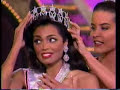 Miss USA 1995- Farewell Walk & Crowning Moment