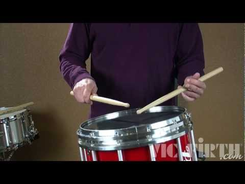 Vic Firth Rudiment Lessons: Flam Paradiddle Diddle