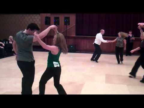 Brennar Goree & Melissa Rutz Parody Dancing to Cee Lo Green (FU)