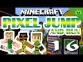 MINECRAFT Adventure Map # 16 - Pixel Jump & Run «» Let's Play Minecraft Together | HD