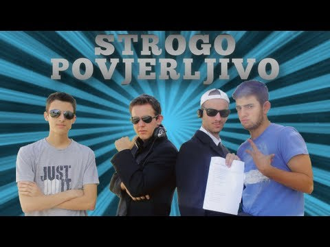 Strogo povjerljivo