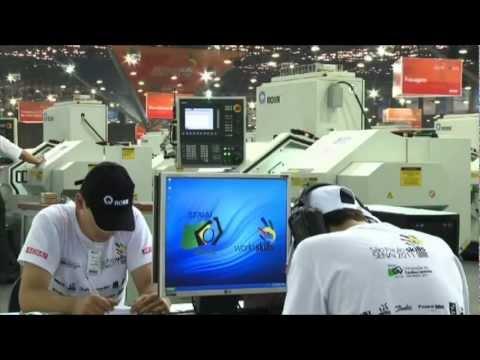 Olimpíada do Conhecimento 2011 Senai-SP - São Paulo Skills