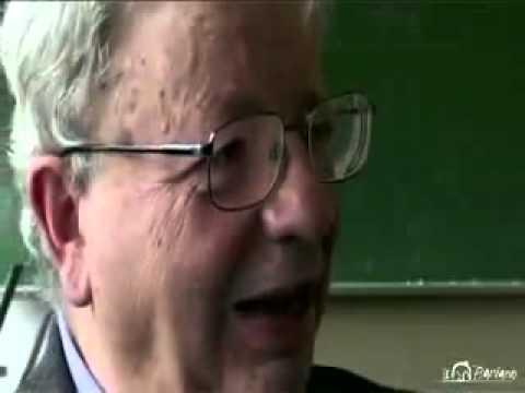 Giuliano Preparata Emilio del Giudice. Fusione Fredda. da Il Baniano, Parte 1 di 2