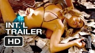 Spring Breakers Official Uncensored International Trailer (2013) - James Franco Movie HD