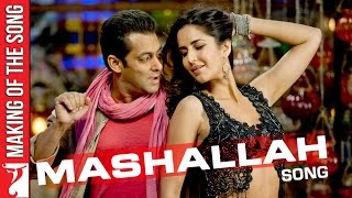 Making of the song - Mashallah - Part 1 - Ek Tha Tiger