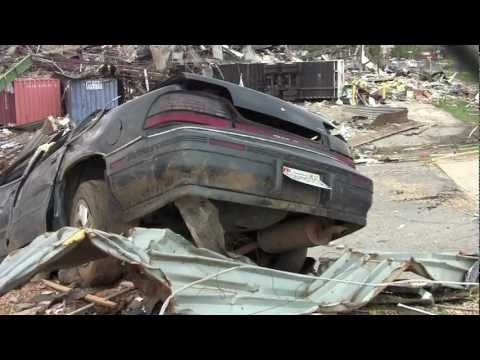Through Natural Disasters - EF-5 Tornado 2011