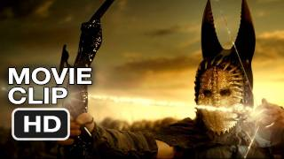 Immortals Movie CLIP - Hyperion Attacks (2011) HD