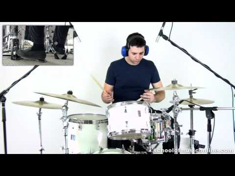 Drum Play-Along - Georgia On My Mind