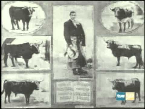 Documental 75 Aniversario de la Muerte de Joselito El Gallo Gracias a TVE.