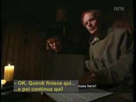 Helpdesk medievale (Medieval helpdesk, Italian subtitles)