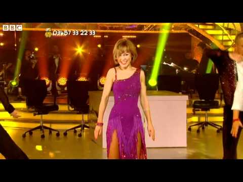 BBC Newsreaders Strictly Come Dancing Performance - BBC Children in Need 2011
