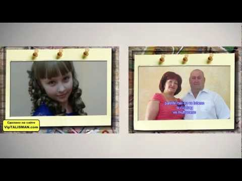 Valeria Bulicanu - Parintii mei.  muz.text. Mihai Macaru, Daria Radu.