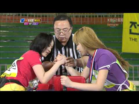 [110507] 100 Points Out Of 100 National Idol Star Sports Festival Special Episode 24 3/5