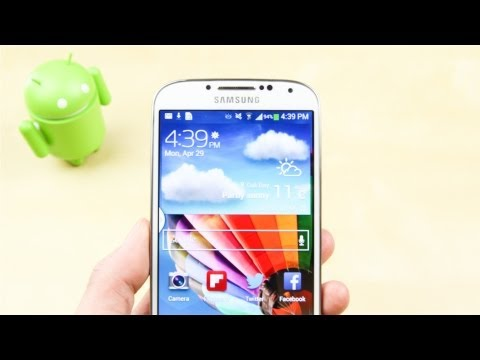 Samsung Galaxy S4: Smart Features Demo