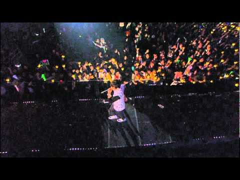 2011 15TH YG FAMILY CONCERT - BIGBANG - HANDS UP