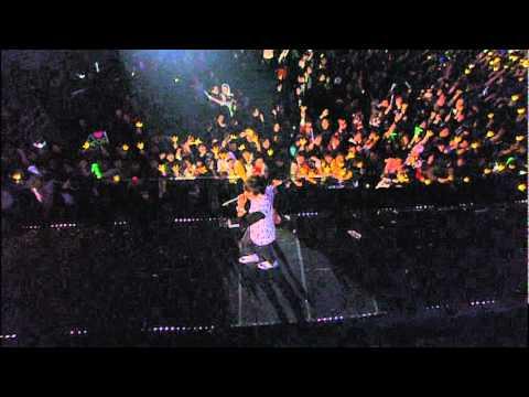 2011 15TH YG FAMILY CONCERT - BIGBANG - HANDS UP