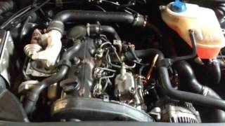 ДВС (Двигатель) Audi A4 (B5) Артикул 50966158 - Видео