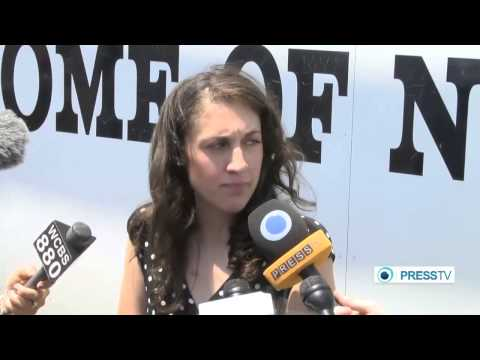 Occupy Activist Describes Conditions in US Prisons  7/5/14    (NYC)