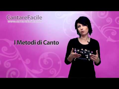 I Metodi di Canto (Voicecraft, Speech Level Singing, Bel Canto all'Italiana) - Lezioni di Canto #14