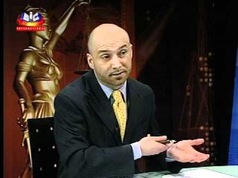 Programa Voce ea Lei com Dr. Moisés Apsan (1 Parte) 29 Março