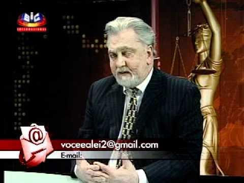 Programa Voce ea Lei com Dr. Moisés Apsan (2 Parte) 5 Abril