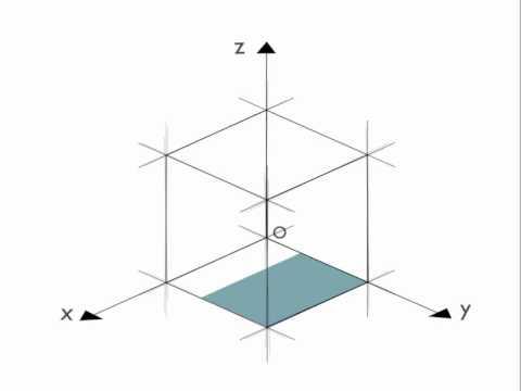 Assonometria Dimetrica di un Cubo - Progetto Scolastico