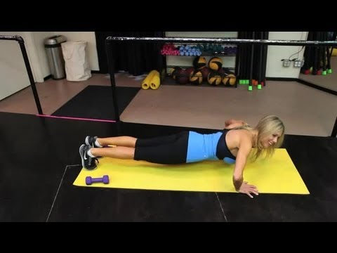 Exercises to Reduce & Firm Bust : Fitness Tips for Women
