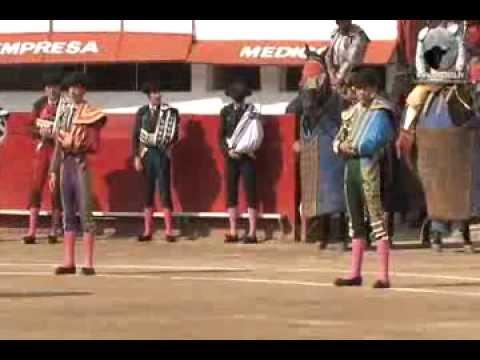 6ta Novillada  Temporada 2013-2013 (29 Sep 2013) De Casta.tv