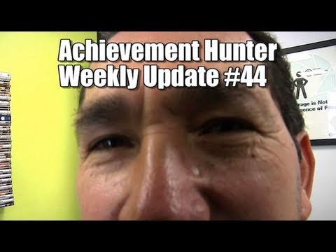 Achievement Hunter Weekly Update #44 (Week of January 3rd, 2011)